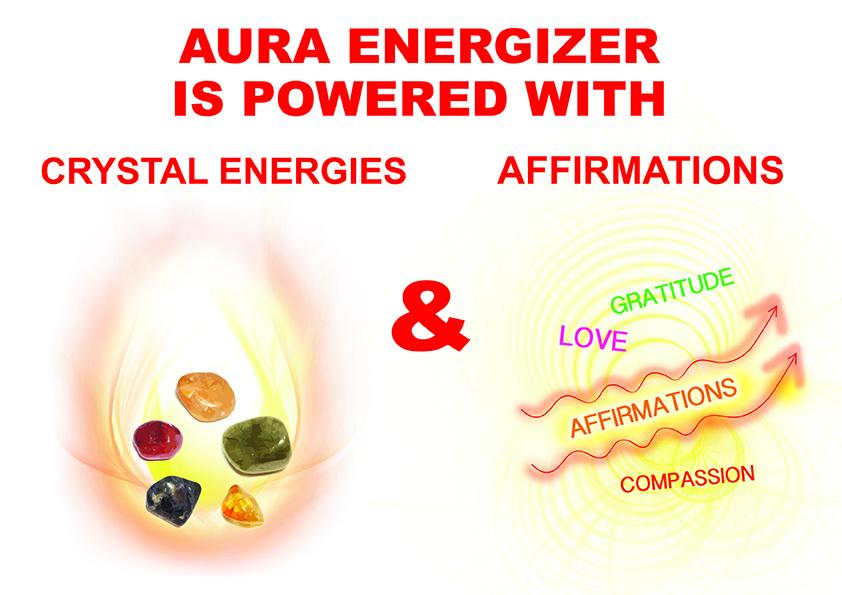 Selina Seah | Aura Energizer